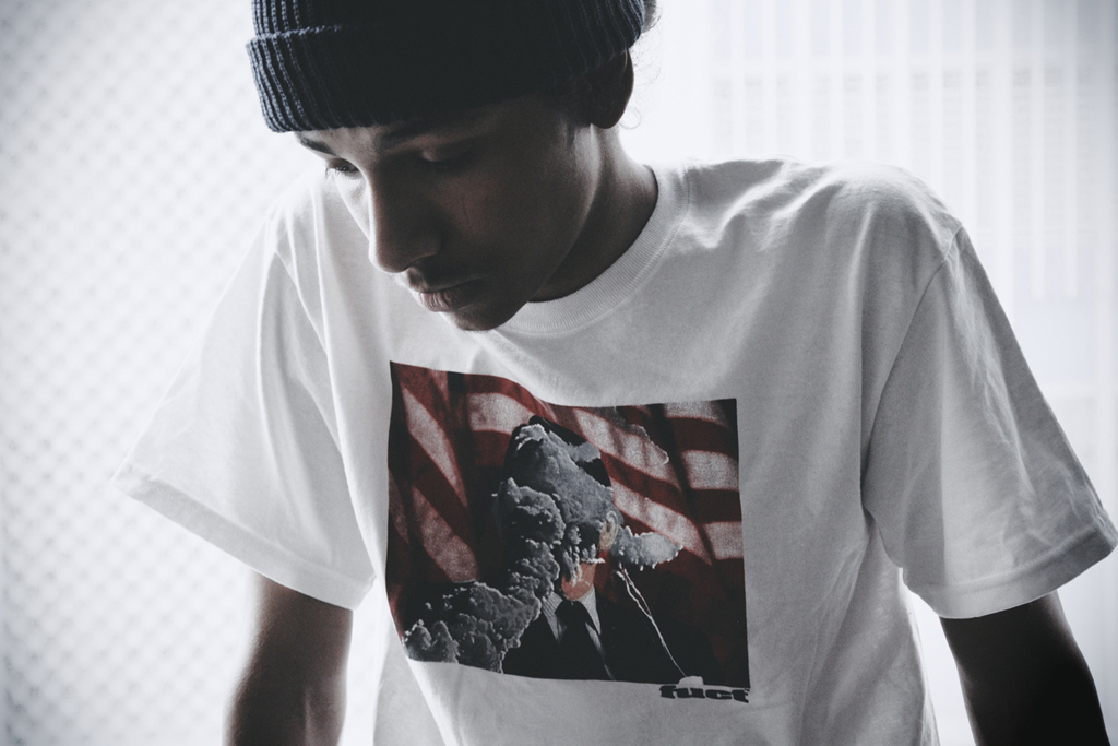 two9 for fuct 2012 spring summer lookbook
