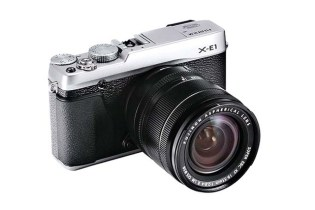 Fujifilm X-E1 Mirrorless Camera