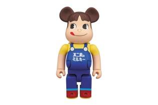 Fujiya Co. x Medicom Toy 400% Peko-Chan Bearbrick