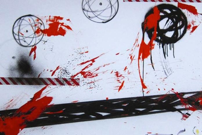 """Futura """"Future-Shock"""" Exhibition @ Valmorbida NYC"""