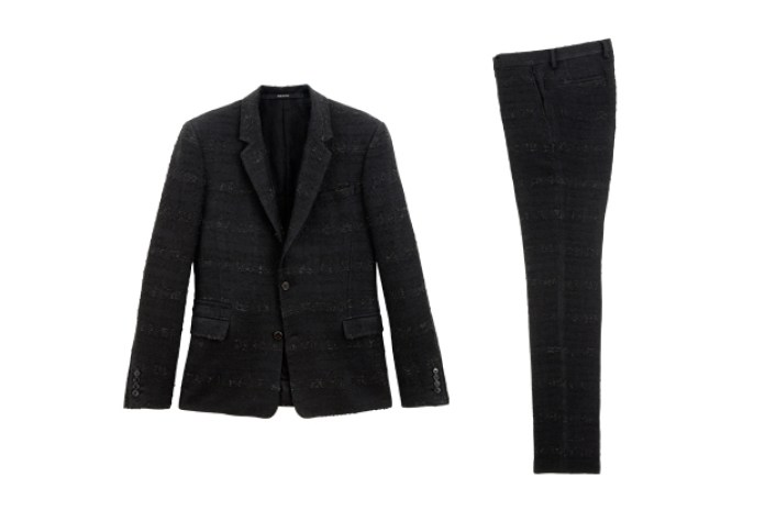 Givenchy by Riccardo Tisci Japan Exclusive Rico-Fit Suit