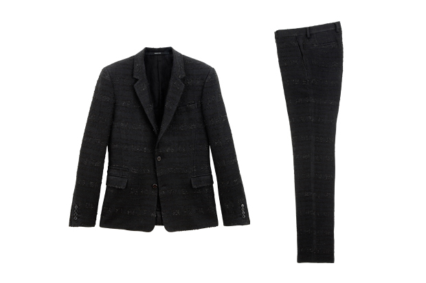 givenchy by riccardo tisci japan exclusive rico fit suit