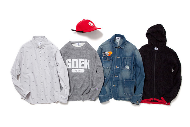 GOODENOUGH 2012 Fall/Winter August Releases