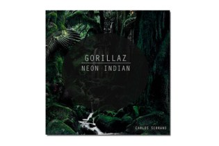 Gorillaz vs. Neon Indian - Fallwood (Carlos Serrano Mix)