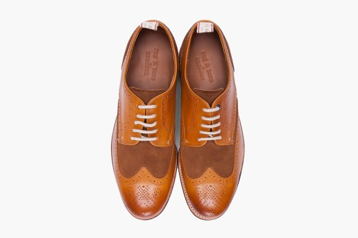 Grenson for rag & bone Bedford Wingtip Brogues
