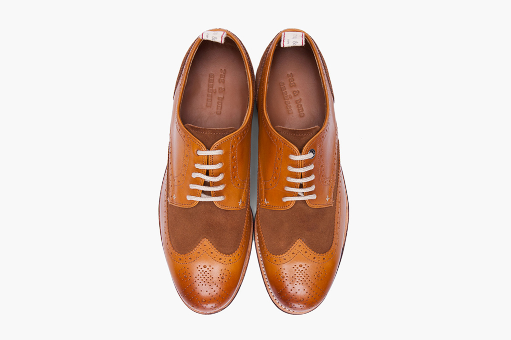 grenson for rag bone bedford wingtip brogues