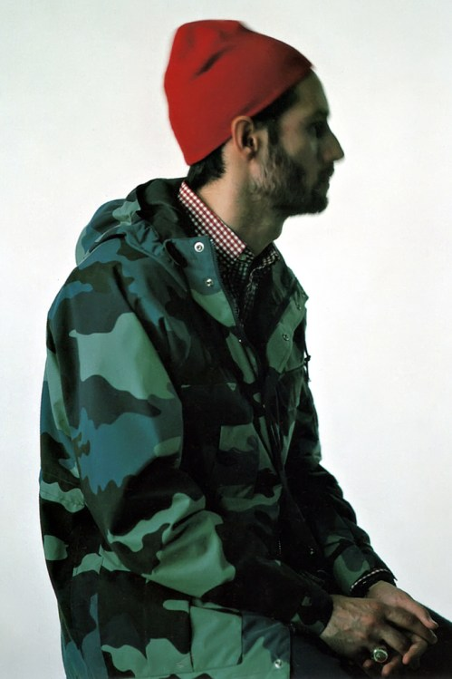 GRIND: A Bathing Ape 2012 Fall/Winter Collection Editorial