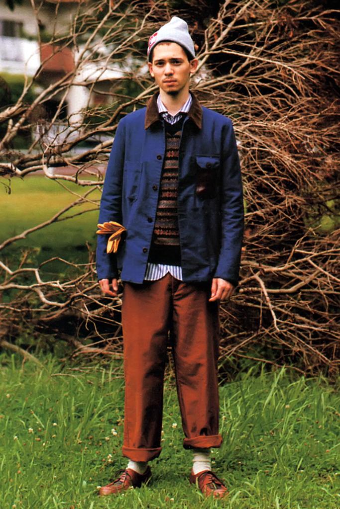 GRIND: COMME des GARCONS JUNYA WATANABE MAN 2012 Fall/Winter Editorial