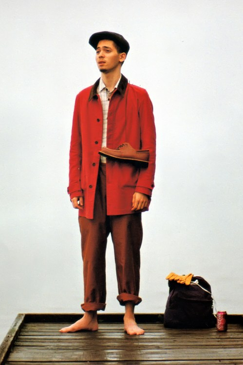 GRIND: COMME des GARCONS JUNYA WATANABE MAN 2012 Fall/Winter Editorial