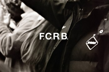 GRIND: F.C.R.B. 2012 Fall/Winter Collection Editorial