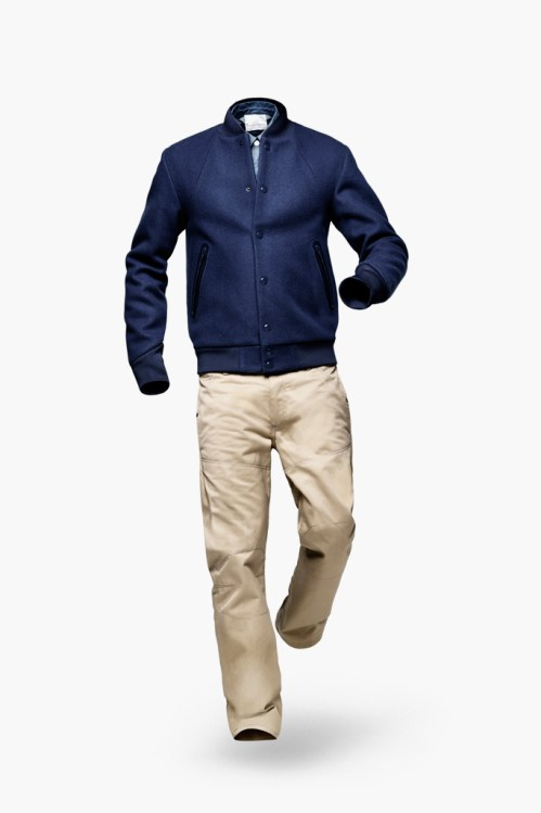 G-Star RAW by Marc Newson 2012 Fall/Winter Collection