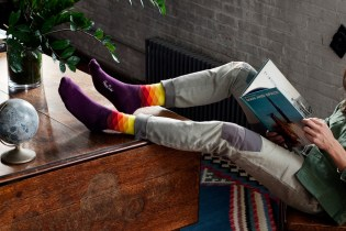 Happy Socks Chapter #5 2012 Fall/Winter Collection
