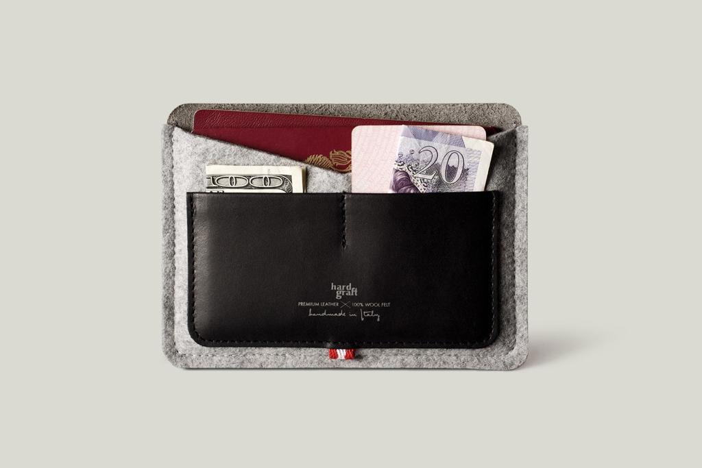 hard graft Passport Wallet