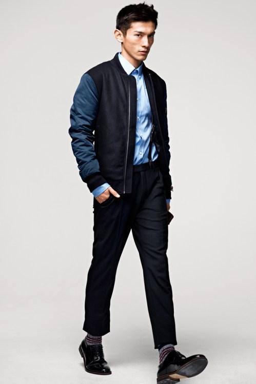 H&M 2012 Winter Lookbook