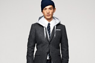 H&M 2012 Winter Lookbook