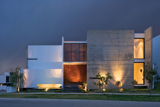 House X by Agraz Arquitectos