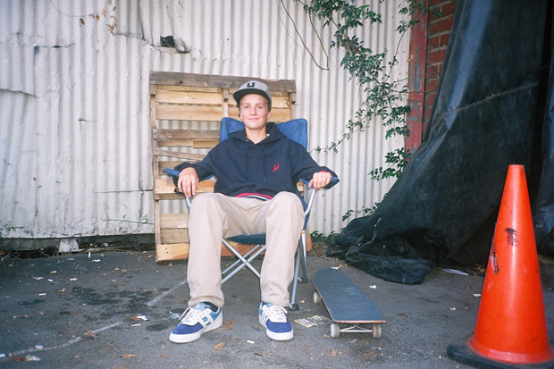 HUF 2012 Fall/Winter Delivery I Lookbook