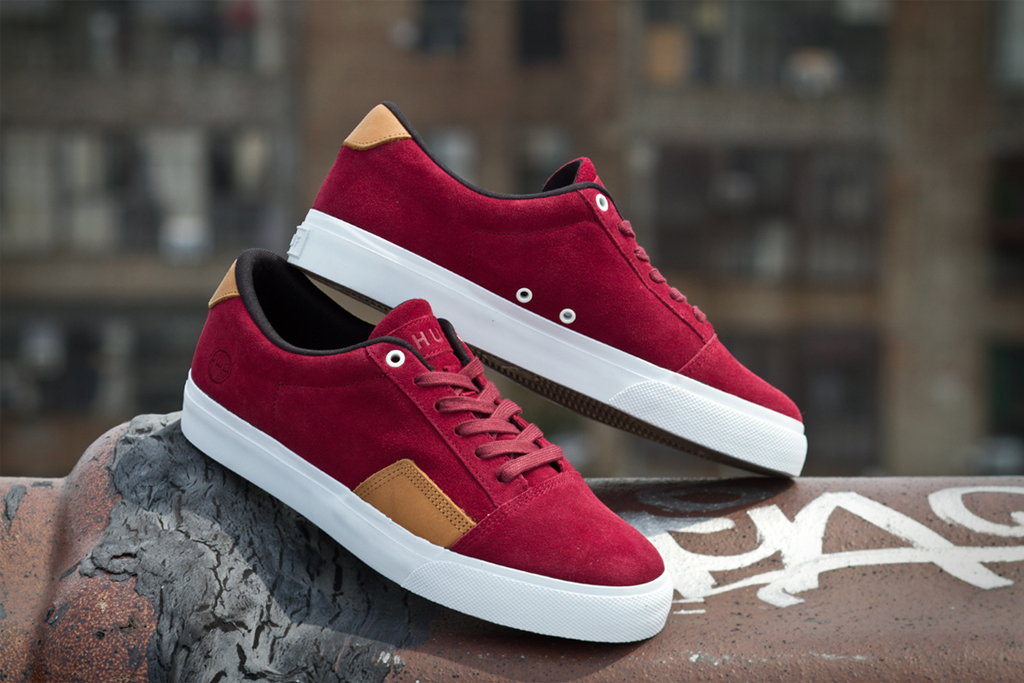 huf 2012 fall winter footwear