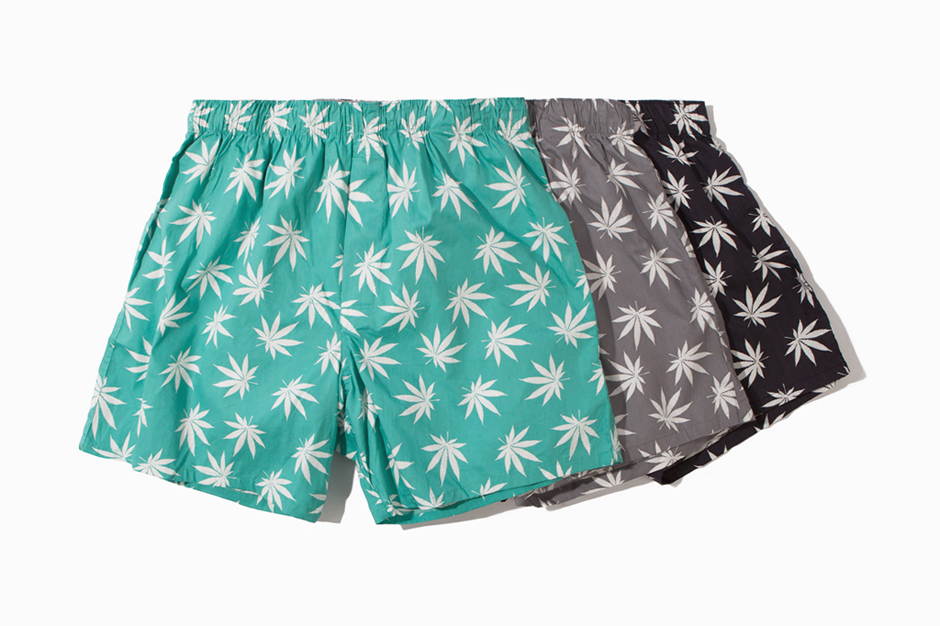 HUF 2012 Fall/Winter Plantlife New Releases