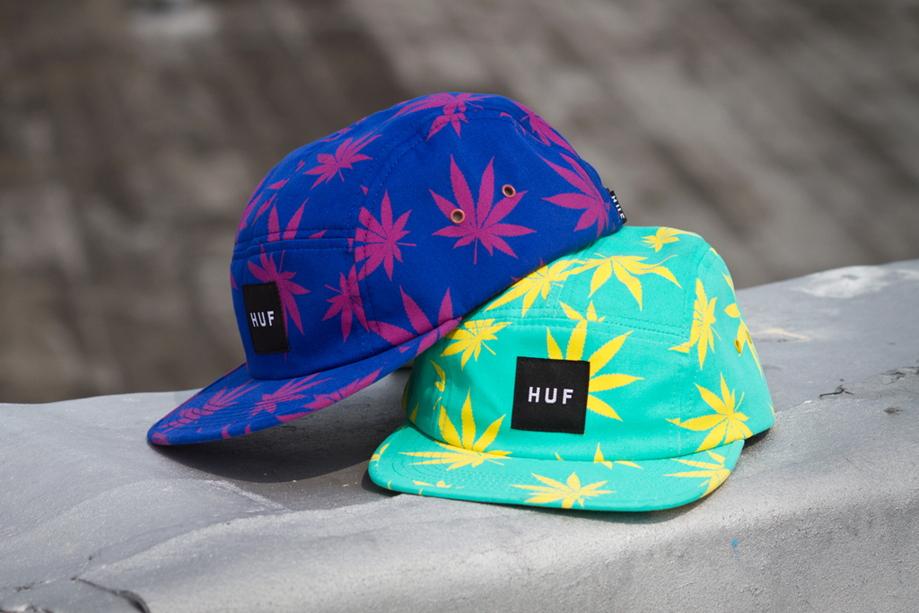 HUF 2012 Summer Plantlife Volley Caps