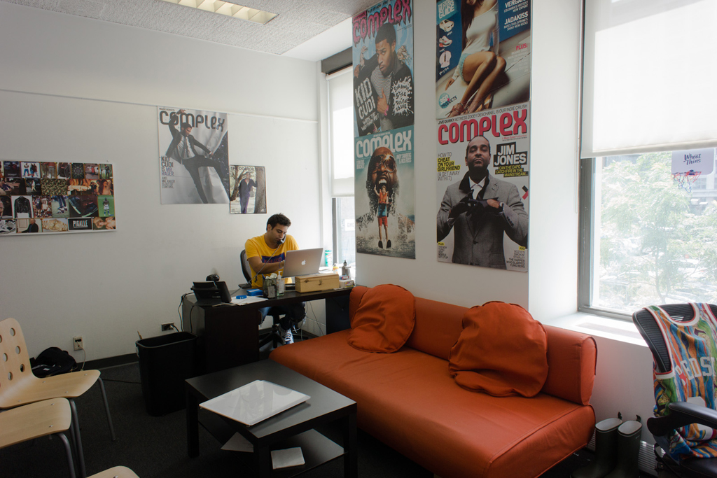 HYPEBEAST Spaces: Complex Offices