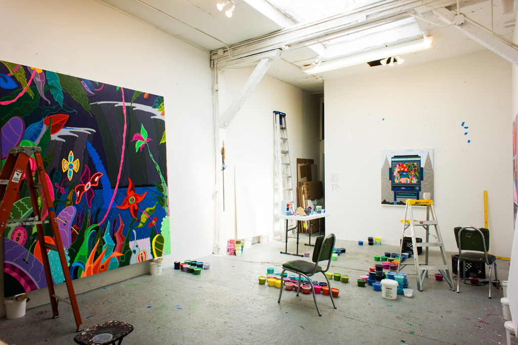 hypebeast spaces erik parkers studio