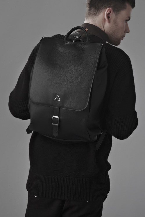 I Love Ugly 2012 Leather Bag Collection