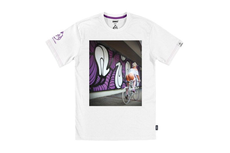 INSA x Addict BIKE GIRLS T-Shirt Collection