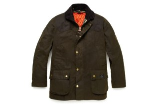 Jack Spade x Barbour Collection