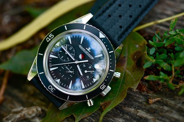 Jaeger-LeCoultre Deep Sea Chronograph