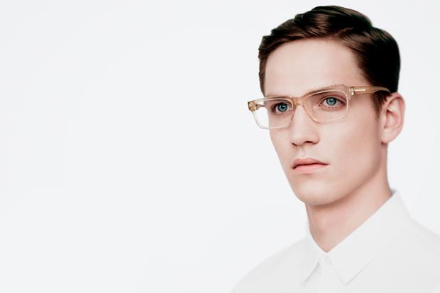 Jil Sander 2012 Fall/Winter Eyewear Ad Campaign