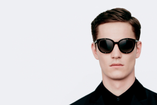 Jil Sander 2012 Fall/Winter Eyewear Ad Campaign