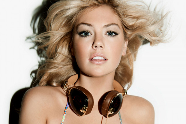 kate upton for skullcandy