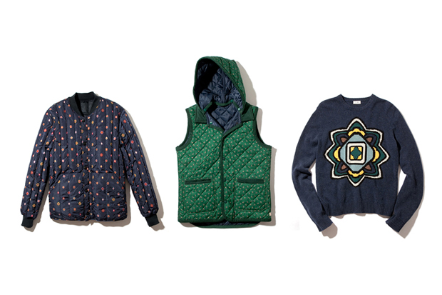 Kenzo 2012 Fall/Winter Collection