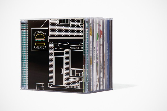 Kitsune Album Releases