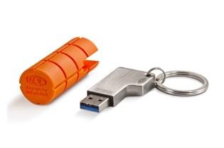 LaCie USB 3.0 RuggedKey