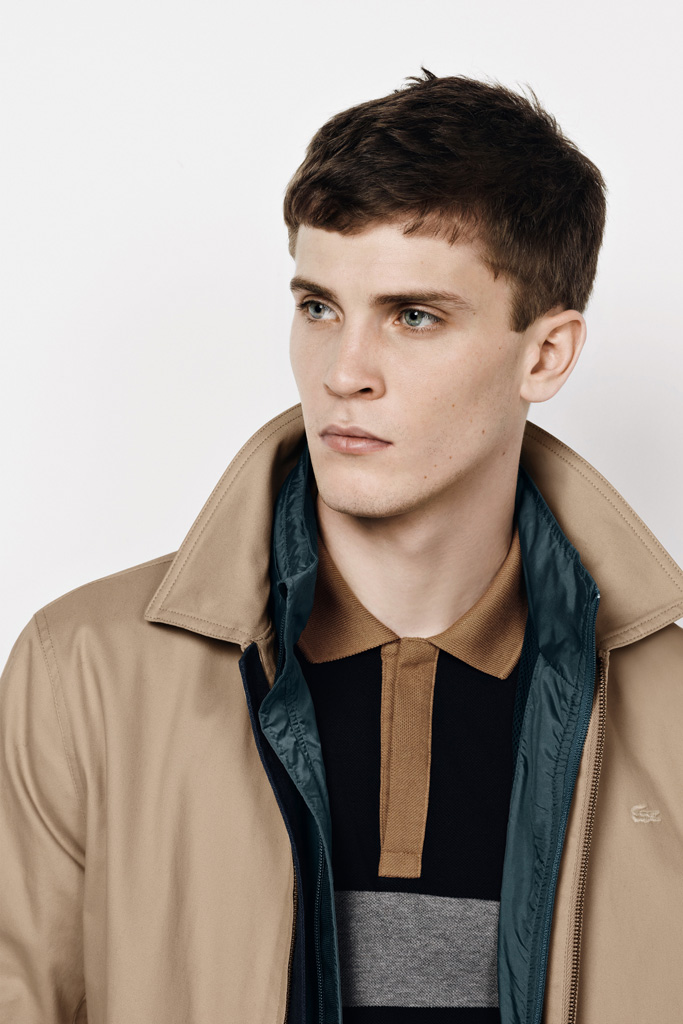 Lacoste Color Blocking 2012 Fall/Winter Collection