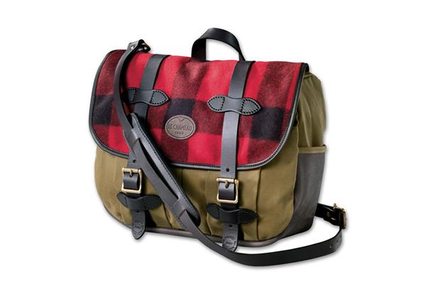 Le Chameau x Filson Field Bag