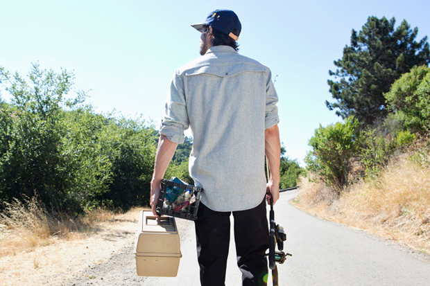 levis x filson capsule collection lookbook