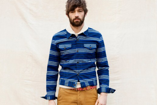 Levi's Made & Crafted 2012 Fall/Winter Lookbook