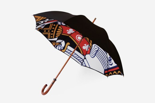 London Undercover King of Clubs Umbrella