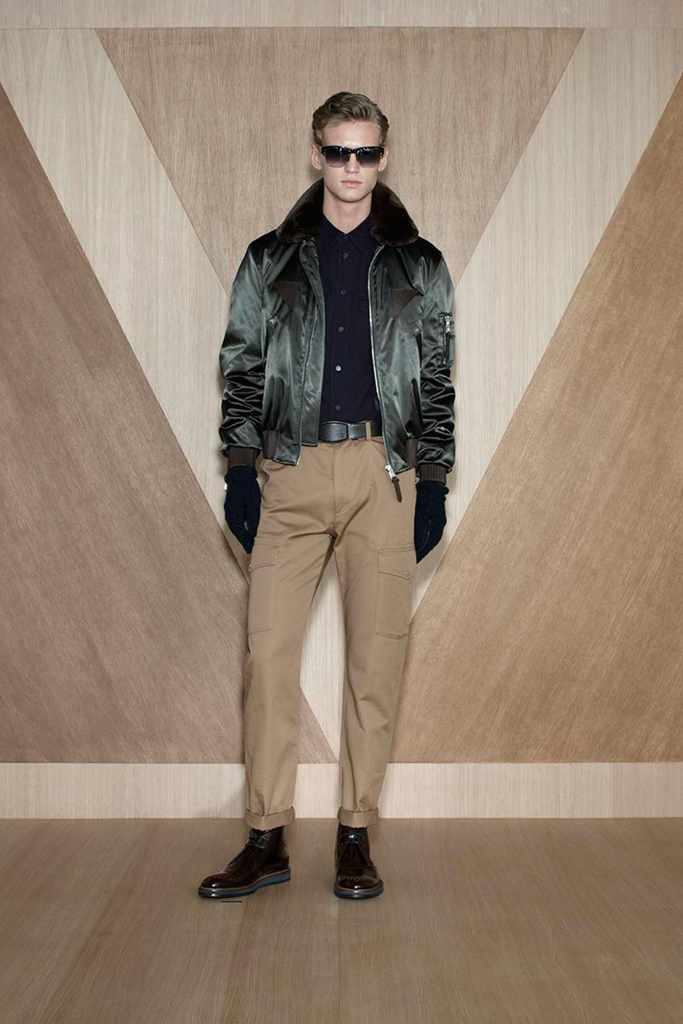 Louis Vuitton 2012 Fall/Winter Lookbook
