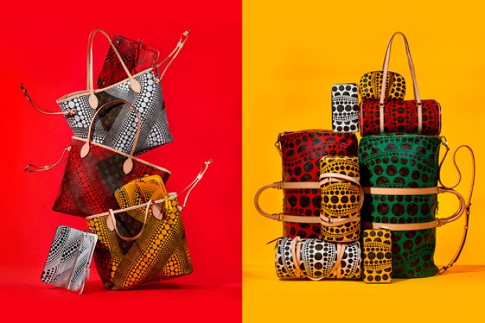 Louis Vuitton Yayoi Kusama 2nd Collection