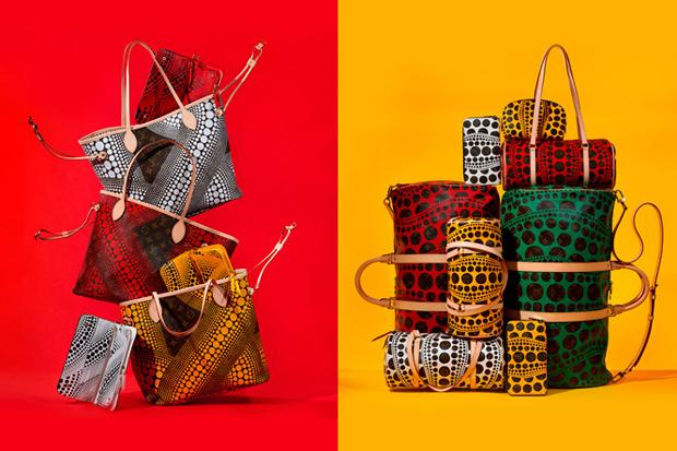 Louis Vuitton Yayoi Kusama 2nd Collection