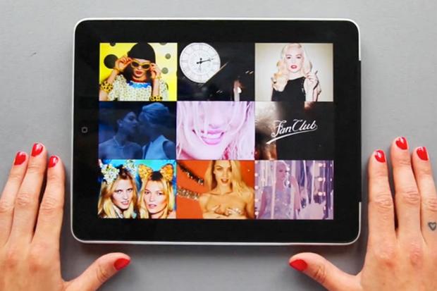 LOVE Magazine's Special Yayoi Kusama x Louis Vuitton iPad App
