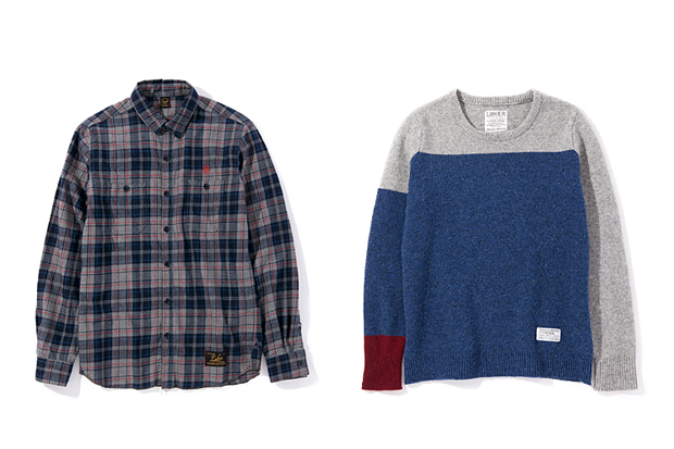 LUKER by NEIGHBORHOOD 2012 Fall/Winter August Releases