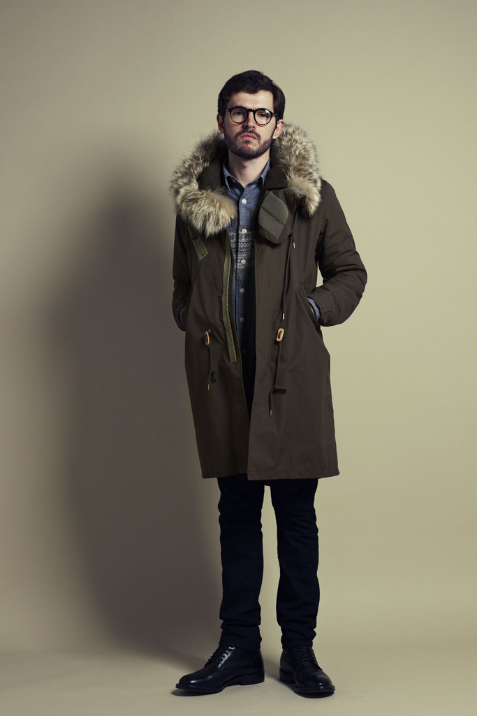 marka 2012 Fall/Winter Lookbook