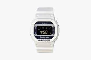 master-piece x Casio DW-5600 G-Shock Watch & EXILIM Digital Camera