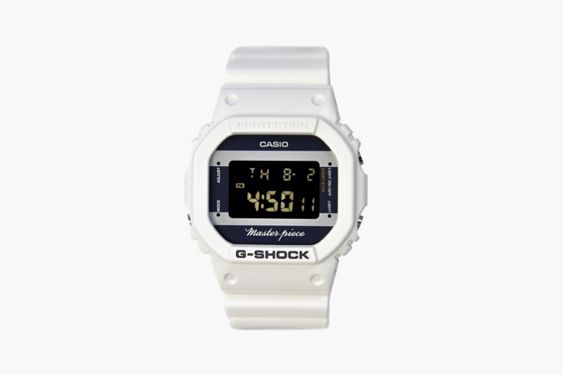 master-piece x Casio DW-5600 G-Shock Watch & EXILIM Digital Camera