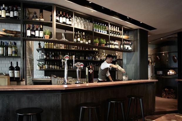 matto bar pizzeria shanghai